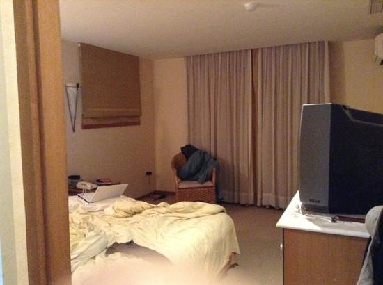 La Flower Sea Resort Danshui: roomy unit