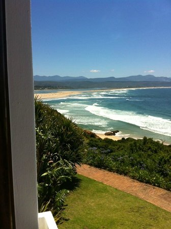 The Plettenberg Hotel: View from our room