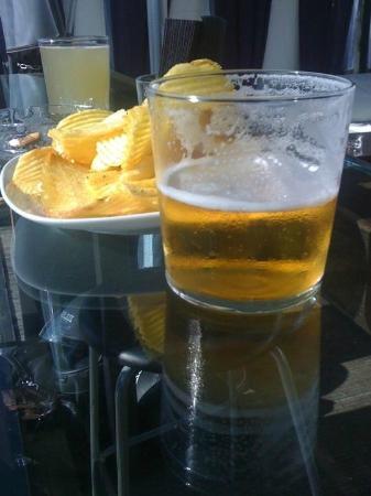 El Cafe de la Plata : Bravas & Beer
