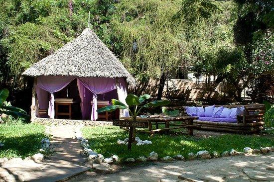 Dorado Cottage:                   Area Relax (massaggi)