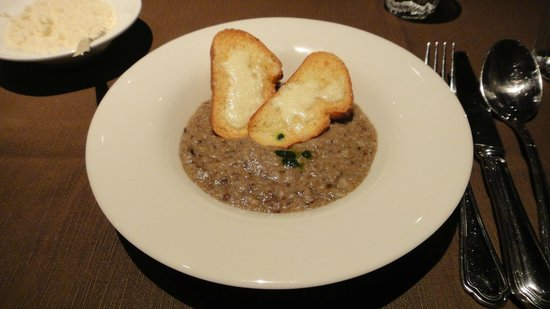 Palazzina G: Zuppa rustica