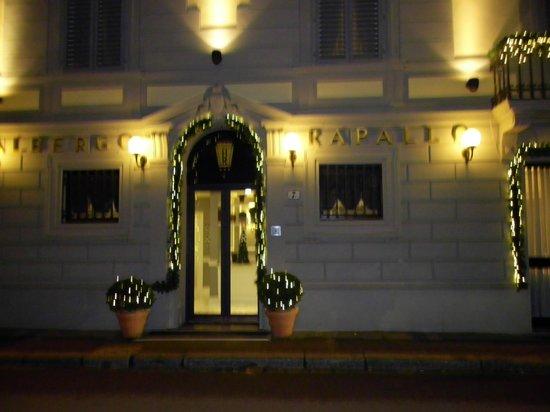 esterno hotel Rapallo