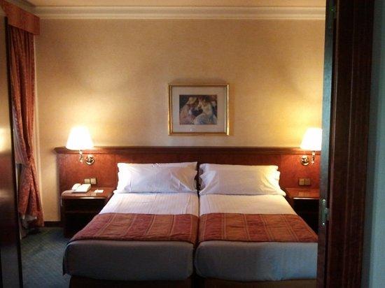 Hotel Avenida Palace: Habitación