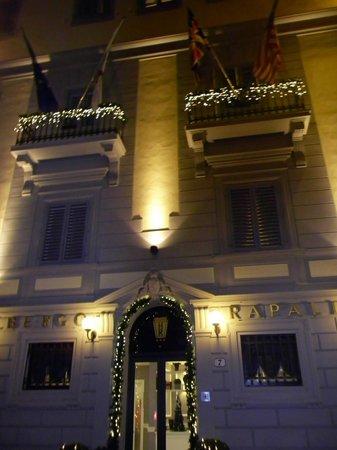 eserno hotel Rapallo