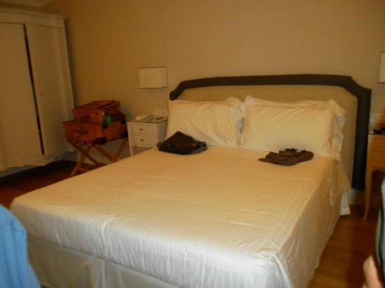 camera 402 hotel Rapallo