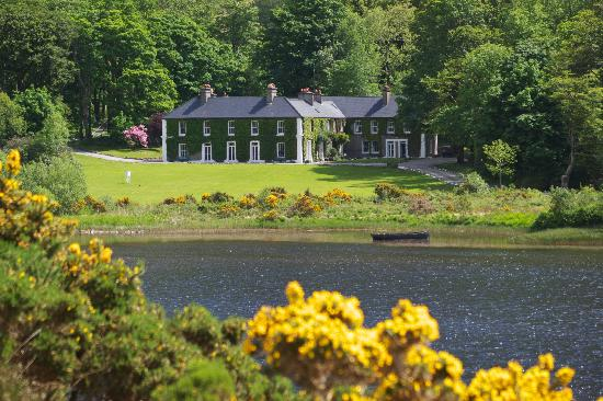 Delphi Lodge Country House: Delphi Lodge a hidden gem in beautiful Connemara