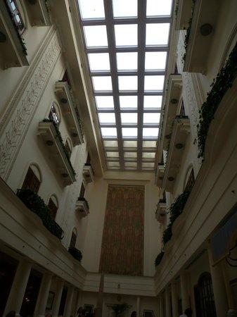 The Imperial Hotel : wintergarten