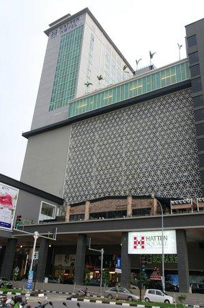 แฮทตัน โฮเต็ล มะละกา: the hotel