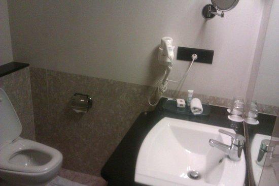 Royalton Hotel: bathroom