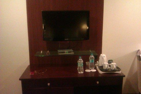 Royalton Hotel: room