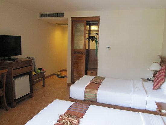Krabi Heritage Hotel : The room was very comfortable
