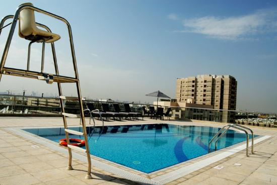 Fortune Classic Hotel Apartments : Pool
