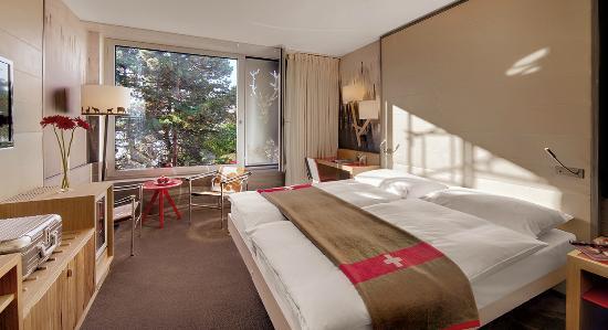 Agora Swiss Night by Fassbind: Room twin