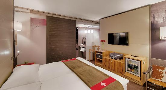 Agora Swiss Night: Twin Room