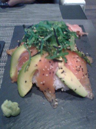 Ten'kei : Chirashis saumon