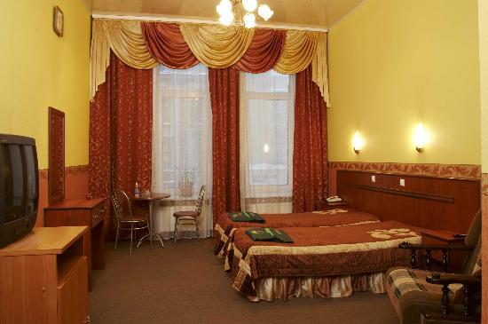 Respectale Hotel: Двухместный номер с удобствами