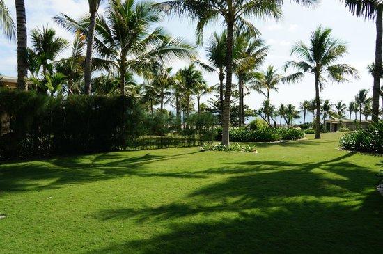 Mia Resort Nha Trang: Garden view