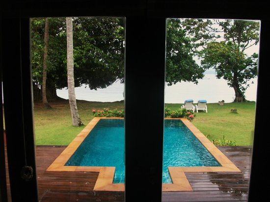 GLOW Elixir Koh Yao Yai: view from room
