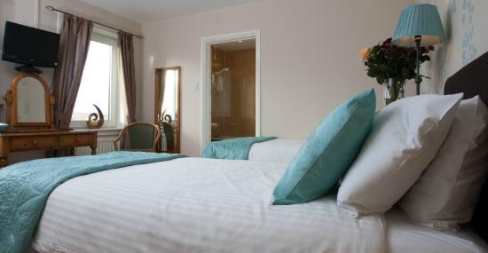 Ben Loyal Hotel: Twin Bedded Room