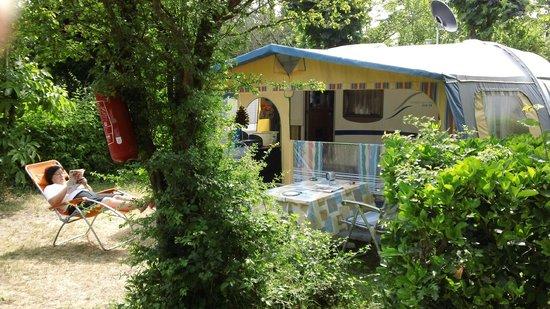 Camping La Forêt : le bonheur est dans le pré