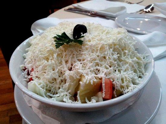 Hotel Sumadija: 5. Salad sucked...