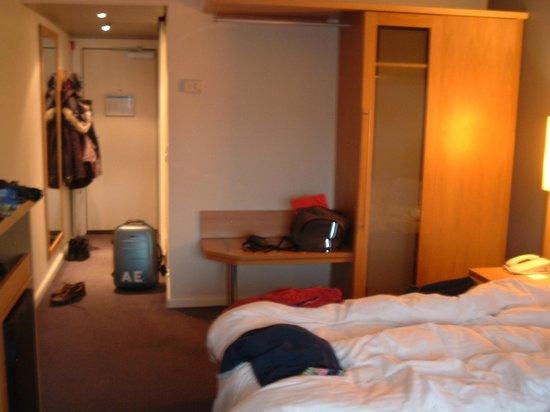 Radisson Blu Plaza Hotel, Oslo: Rummet.