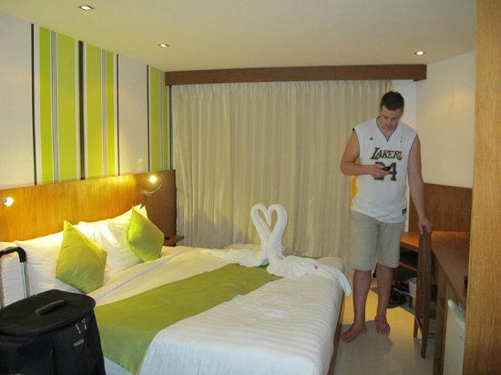 "Beluga Boutique Hotel: Our nice ""Buddha room"""