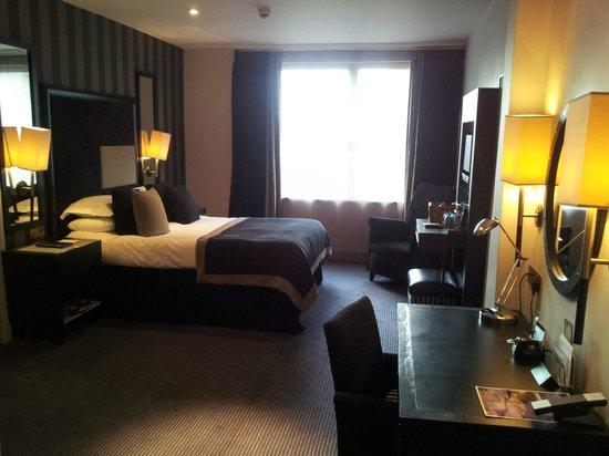Malmaison Manchester: room