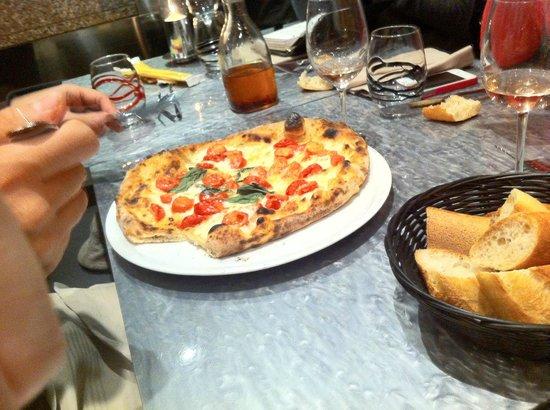 Restaurant Da Alberto: Pizza