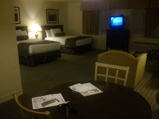 Tuscany Suites & Casino: Tuscany Suites & Casino room 