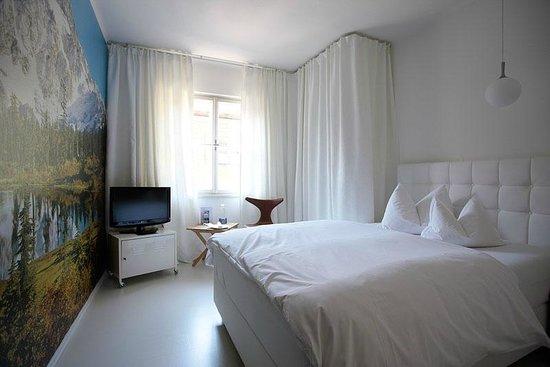 Hotel der Seehof: Frauenzimmer mit Aussicht