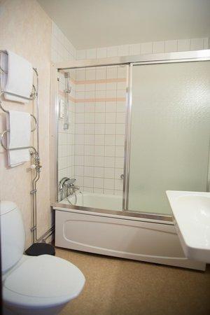 Best Western Hotell Soderh: Standard Bath Room