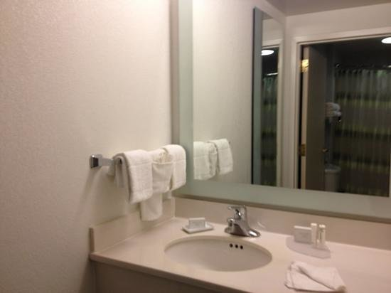 SpringHill Suites Chicago Lincolnshire: clean