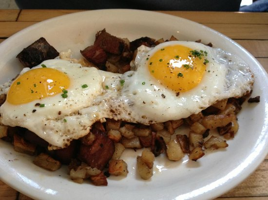 Mile End delicatessen: Smoked Meat Hash