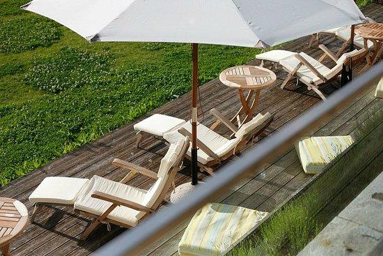 Goldegg am See, Austria: Hortensiengarten