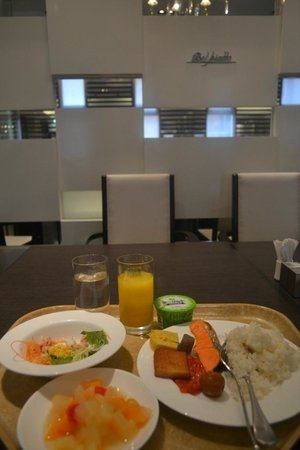 Excel City Hotel: Bel piatto breakfast