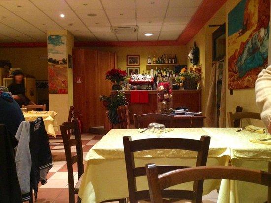 Ristorante Pizzeria Quo Vadis: ambienti