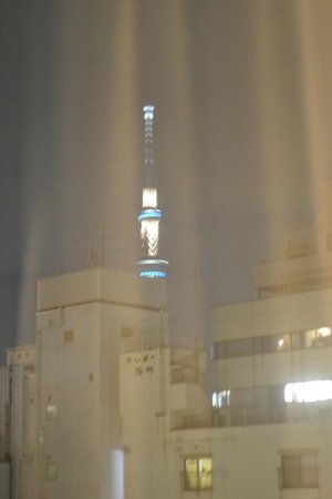 Excel City Hotel: Tokyo Skytree