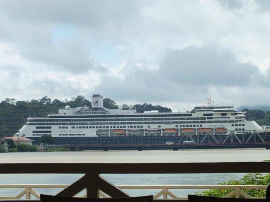 Restaurante Los Lagartos: Holland American cruise line
