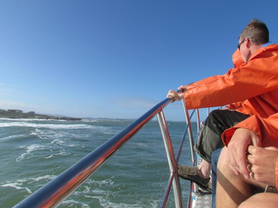 Skaris Touring: boat trip