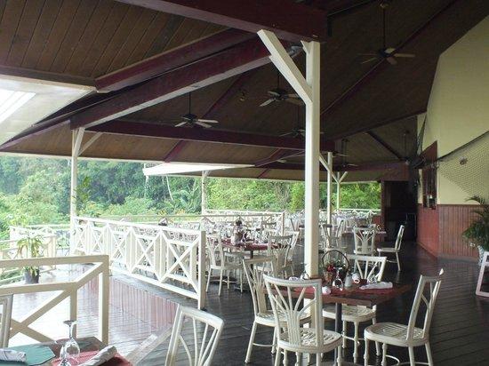 Restaurante Los Lagartos: view of the restaurant