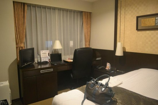 Excel City Hotel: room