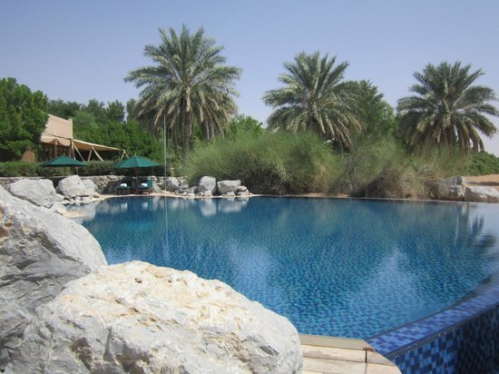 Al Maha, A Luxury Collection Desert Resort & Spa: Pool
