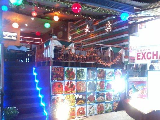 rasoi restaurant is aonang krabi...