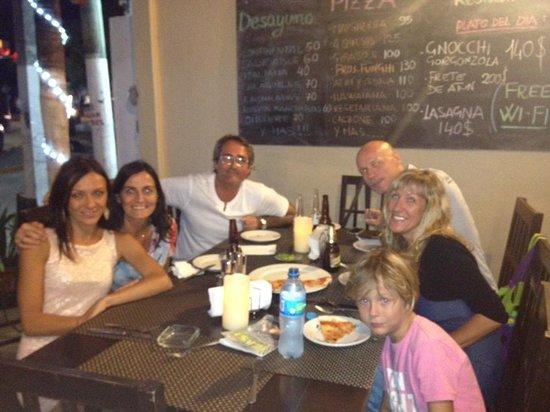 La Vongola: friends