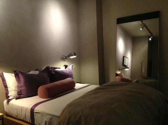 Chambers Hotel: Bedroom