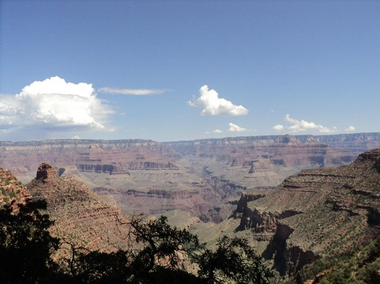 Geo Savvy Tours- Day Tours: View from South Rim of Grand Canyon