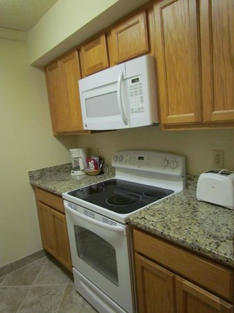 Georgetown Suites: Cucina