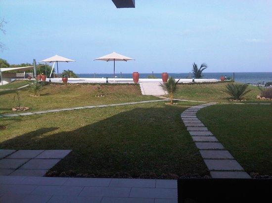 Villa Kalista : view from villa