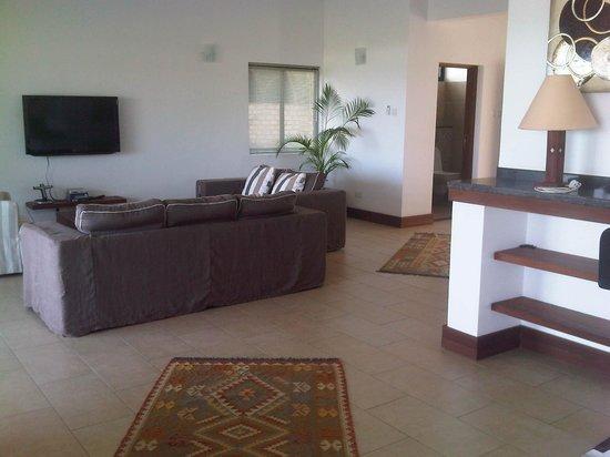 Villa Kalista : living room